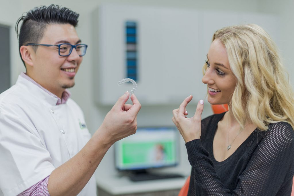 Invisalign Infinity Dental Care Winston Hills